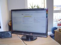 "ASUS 22"" WideScreen 16:10 Monitor, built-in Speakers, Very nice Sound, Fully working"