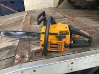 Partner chain saw