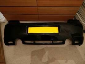 MK4 Golf R32 Rear Bumper Genuine