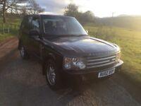 *** Range Rover vogue 2002 swap px car van ****