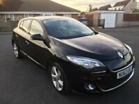 2012 Renault Megane 1.6 Dynamique 5dr (TomTom)*Very Rear Model!*Full Service History*
