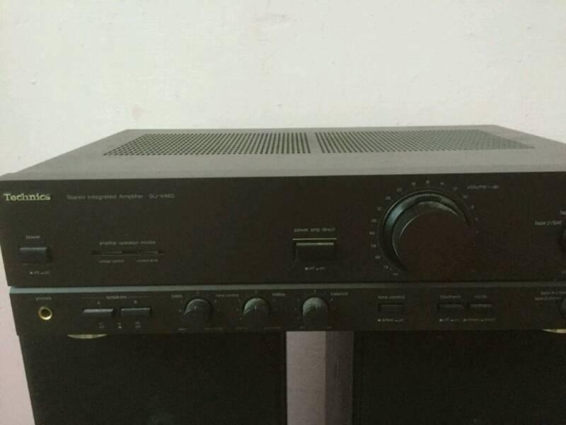 technics verst rker receiver in bayern landshut stereoanlage gebraucht kaufen ebay. Black Bedroom Furniture Sets. Home Design Ideas