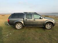 Nissan Navara D40 Tekna, 2.5, manual, 51300 miles ...NO VAT...