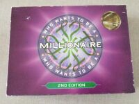 Who wants to be a millionaire board game.