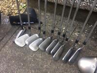 Starter golf club set