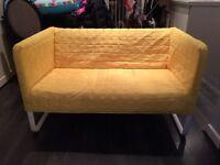 Kids playroom sofas - yellow