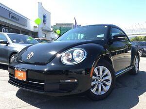 2012 Volkswagen Beetle Comfortline Manual