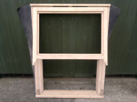 Timber Window and Door Frames (various sizes) - New and dry stored indoors