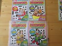 Take a break crossword collection x eight and one codebreaker collection