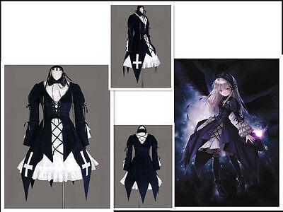 Rozen Maiden Suigintou cosplay (Rozen Maiden Suigintou Kostüm)