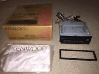 Kenwood KDC-3080RA CD Player In Good Condition! Boxed With Instructions!
