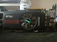 ASUS EAH6850 Graphics card 1 GB DDR5 VRAM