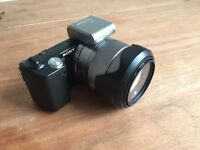 SONY NEX-5 digital camera, 14.2 MP with 18-55mm and 16mm lenses