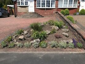 Garden boulders, rockery feature, garden, various sizes, CLEARANCE