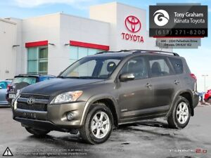 2012 Toyota RAV4 Limited 4CLY AWD+Limited+Leather+Sunroof