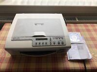 Printer/copier/scanner