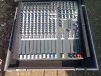 Mixing Desk - Allen and Heath PA12 - CP Spares / Repair