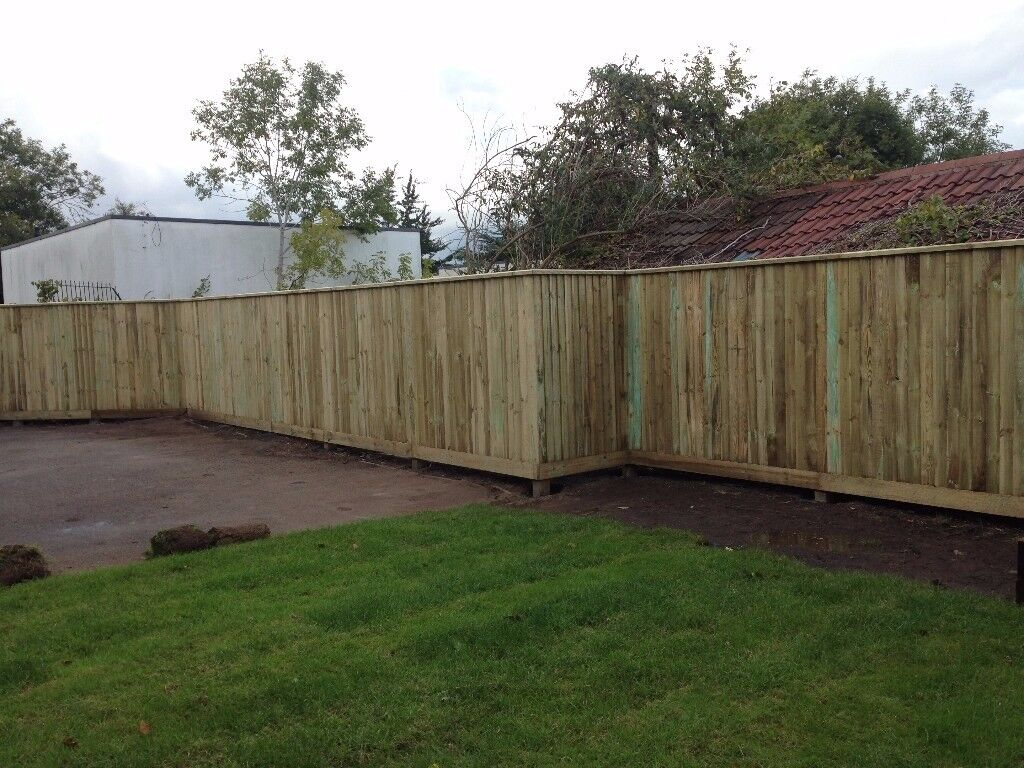 Ec fencing contact us now for a free consultation garden fencing garden fencing driveway gates image 1 of 9 baanklon Gallery