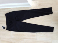 The Kooples black trousers/dressed - cool, classic look. Brand new with Tag! Size S.