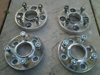 Ford 4 stud pattern wheel spacers