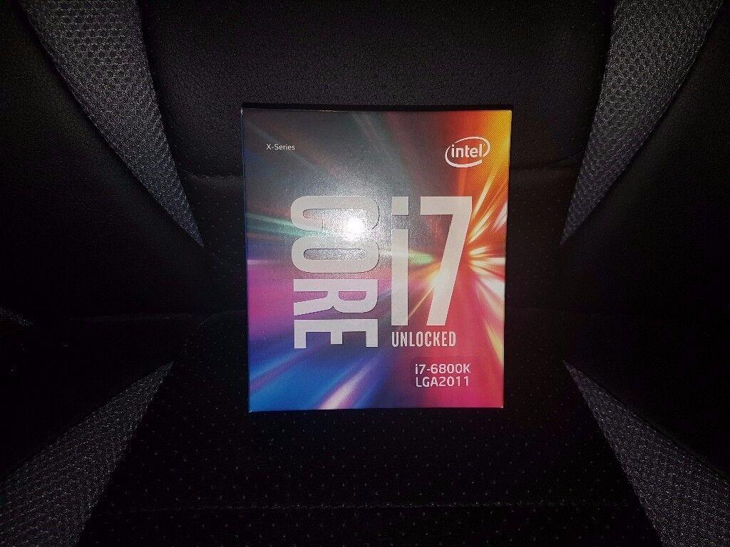 Intel Core i7-6800K BNIB