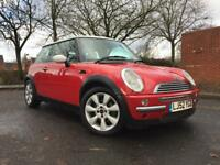 Mini Cooper 2002 - Sat Nav, long MOT, clutch and gearbox done