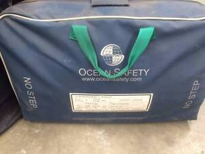 8 man inflatable life raft Wilson Canning Area Preview