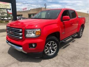 2016 GMC Canyon SLE CREWCAB 4x4 ALL TERRAIN BOSE CAMERA