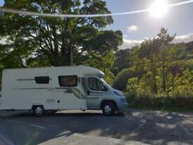 Motorhome / camper available to hire / rent from 3rd August 2020