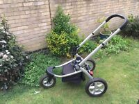 Pushchair My3 Mothercare