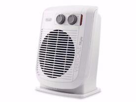 Portable heater / cooling fan unit
