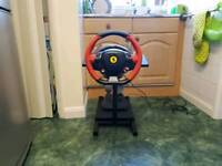 Xbox one wheel and stand