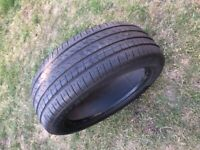 Pirelli Scorpion Verde 225 / 55/ R19 V99 clean and with no puncture 5mm tread