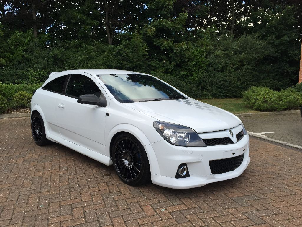 Vauxhall Astra H VXR Nurburgring Edition In