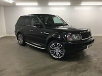 Range Rover Sport 2.7TDV6 *Sat Nav, Full Leather*