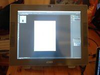 Wacom Cintiq 21ux tablet drawing professional Graphic Tablet pen