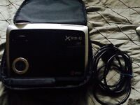 Nobo X22-C Projector with case & lead