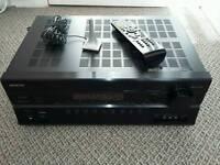 Onkyo TX-SR607 7.2 AV Receiver