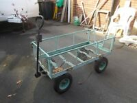 Garden Trolley 4ft x 2ft.