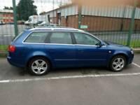 Audi A4 estate