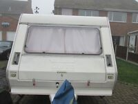 Elddis golden crown 1986