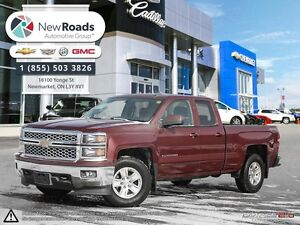 2015 Chevrolet Silverado 1500 LT LT, ONE OWNER, NO ACCIDENT,...