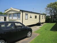 Last minute deal for this weekend's International Airshow Caravan for rent / hire at Craig Tara