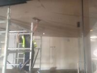 All aspects of plastering work affordable rates