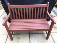 Children's bench