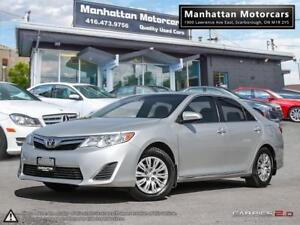 2014 TOYOTA CAMRY LE |CAMERA|BLUETOOTH|NOACCIDENT|4CYLINDER