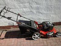 Briggs and Stratton Self Propelled 22 inch Petrol Lawnmower... SERVICED
