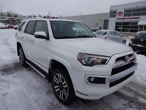 2015 Toyota 4Runner LIMITED GPS TOIT CUIR