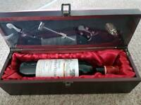 1995 Chateau Moulin Haut Villars Vintage Red Wine 1995 Vintage Red Wine