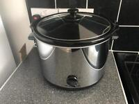 Morphy Richards 5.5Ltr Slow Cooker
